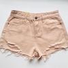 "Jeans Pastel Pink / กางเกงยีนส์สีพาสเทล ""L"
