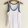 Vest Basic / White