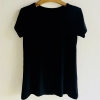 JJZ002 Basic T-Shirt / Black
