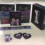 ฺBoxset Try Me เสพร้ายสัมผัสรัก 2 เล่มจบ : Mame (แถม มินิ + พวงกุญแจ ตามรูป)