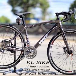 จักรยานเสือหมอบ Wci Crossride ทรงไซโตรคลอส