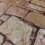 """Wallpaper Sticker วอลล์เปเปอร์แบบมีกาวในตัว """"ลายหินกาบสีส้ม"""" หน้ากว้าง 1.22m ตัดขายตามความยาว เมตรละ 250 บาท thumbnail 4"""