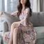 ชุดเดรสยาวชีฟอง ลายดอกFlora Premium Dress thumbnail 6