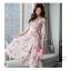 ชุดเดรสยาวชีฟอง ลายดอกFlora Premium Dress thumbnail 10