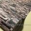 "Wallpaper Sticker วอลล์เปเปอร์แบบมีกาวในตัว ""ลายหินกาบสีน้ำตาลแดงอิฐ"" หน้ากว้าง 1.22m ตัดขายตามความยาว เมตรละ 250 บาท thumbnail 1"
