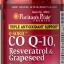 บำรุงผิวและหัวใจ Puritan's Pride Co Q-10, Resveratrol and Grapeseed / 60 Softgels thumbnail 1