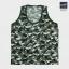 เสื้อกล้ามชาย Plus Size 2XL , 3XL , 4XL ลายทหาร -1 thumbnail 2