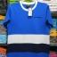 เสื้อยืดคอกลม สำหรับ ผู้ชายอ้วน 2XL 3XL 4XL รหัส NR61021 thumbnail 1