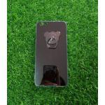 TPU โครเมี่ยมพร้อมแหวน(NEW) Oppo R9S plus/R9S Pro(ใช้เคสตัวเดียวกัน) สีดำ