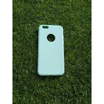 TPU สีทึบ 0.18 บางเฉียบ iphone6/6s สีฟ้า