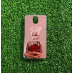 TPU โครเมี่ยมพร้อมแหวน(NEW) Note3 สีชมพู