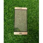 ฟิล์มกระจกเต็มจอ Huawei P9 สีทอง