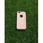 TPU สีทึบ 0.18 บางเฉียบ iphone6/6s สีชมพู