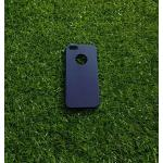 TPU สีทึบ 0.18 บางเฉียบ iphone5/5s สีกรม