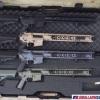 "New.Angry gun Wire Cutter Rail System LVOA Style for M4 16"" สีดำ สีทราย ราคาพิเศษ"