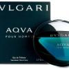 น้ำหอมแท้ (no box) Bvlgari Aqua Pour Homme EDT 100 ml. ชวนให้นึกถึงบรรยากาศของใต้ท้องทะเลลึก