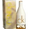 น้ำหอมแท้ (no box) Calvin Klein IN2U for her EDT 100 ml. กลิ่นของความสดชื่น