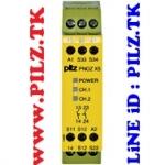 774326 PILZ PNOZ X5 12VDC 2n/o LiNE iD PILZ.TK