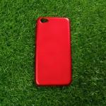 TPU Red VIVO Y55/Y55S(ใช้เคสตัวเดียวกัน)