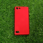 TPU Red Oppo Mirror5 lite A33
