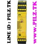 751134 PILZ PNOZ S4C 48-240VACDC 3n/o 1n/c LiNE iD PILZ.TK
