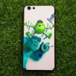 TPU ลายเส้นนูน MONSTERS Sulley -Mike iphone6 plus/6s plus