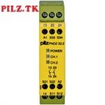 PilZ 774607 PNOZ X2.2 24VACDC 2n/o LiNE iD : PILZ.TK