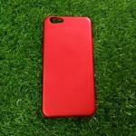 TPU Red Oppo A39/A57(ใช้เคสตัวเดียวกัน)