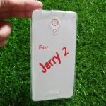 TPU ใส 0.5 (ใช้กับงานสรีนได้) Wiko Jerry2