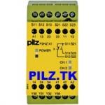 774332 PILZ P2HZ X1 48VAC 3n/o 1n/c LiNE iD PILZ.TK