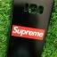 TPU ลายเส้นนูน superme สีดำ S8 thumbnail 4