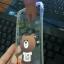 Tpu หมีน้ำตาลเกาะหลังลายหมีกับเป็ดน้อย (มีไฟ) iphone7 plus/iphone8 plus(ใช้เคสตัวเดียวกัน) thumbnail 3