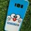 TPU ลายเส้นนูนแมวสีฟ้าตาโต S8 thumbnail 4