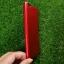 TPU Red VIVO V5(Y67)/V5S/V5 Lite(ใช้เคสตัวเดียวกัน) thumbnail 2