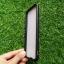 TPU ลายเส้นนูน สีดำ-ส้ม Oppo R9S thumbnail 3