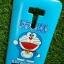 TPU ใสเส้นนูนแมวสีฟ้าเต็มตัว Zenfone Selfie5.5(ZD551KL) thumbnail 5