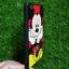 TPU ลายเส้นนูนมี่กิ๊กสีดำ-แดง VIVO Y55/Y55S(ใช้เคสตัวเดียวกัน) thumbnail 2