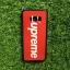 TPU ลายเส้นนูน superme สีแดง S8 thumbnail 1