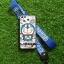 TPU ลายเส้นนูนมีสายห้อยคอ ดอนเรโม่หลังขาว iphone5/5s/se thumbnail 4