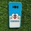 TPU ลายเส้นนูนแมวสีฟ้าตาโต S8 thumbnail 1