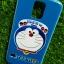 TPU ลายเส้นนูนแมวสีฟ้ากับพวกพ้อง #2 S5 thumbnail 4