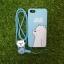 TPU moomin พร้อมสาย iphone6/6s thumbnail 2