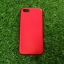 TPU Red (ไม่โชว์โลโก้)iphone5/5s/se thumbnail 1