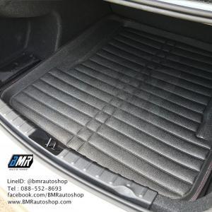 ถาดท้ายรถยนต์ PVC บีเอ็มดับเบิ้ลยู Series5 F10 / Series3 F30