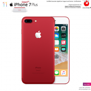iPhone 7 Plus (PRODUCT)RED™