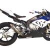 ท่อ AUSTIN RACING GP2R TITANIUM CAN FOR BMW S1000RR (2012-2016)