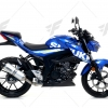 ท่อ ARROW THUNDER ALUMINIUM FULL-SYSTEM FOR SUZUKI GSX-S150
