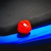 ซิลิโคนหุ้มกุญแจ SUZUKI V2 สีแดง FOR GSX-S750 GSX-R1000