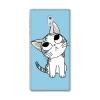 เคส nokia 3 ลายแมวจี้ วัสดุtpuนิ่ม