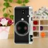 เคสซัมซุง j7 pro พลาสติกลายกล้องคอมแพคสีดำ